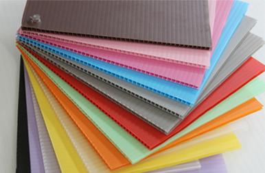 Corrugated Polypropylene